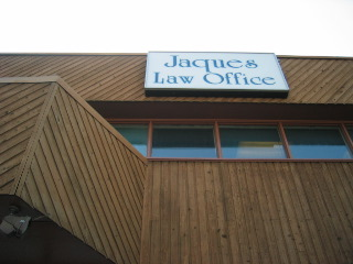 Jaques Law  Office Exterior 2003